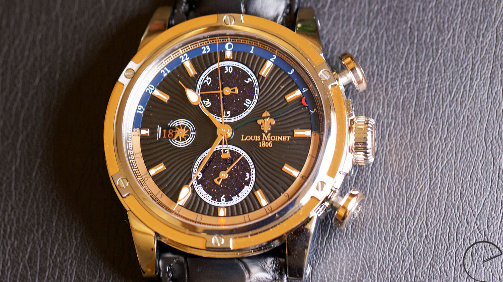 Image of Louis Moinet Geograph