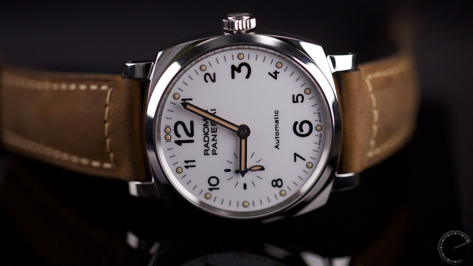 Image of Panerai Radiomir 1940 3 days Automatic Acciaio 42mm (PAM 00655)