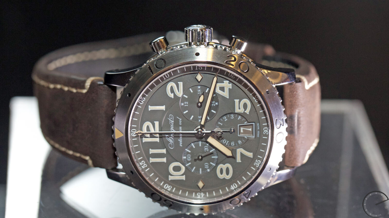 Image of Breguet Type XXI 3817 - flyback chronograph