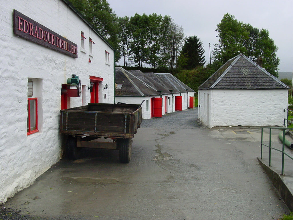 Image of Edradour Distillery