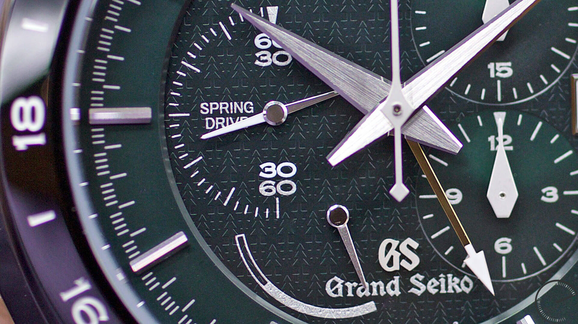 Image of Grand Seiko Black Ceramic Limited Edition SBGC017