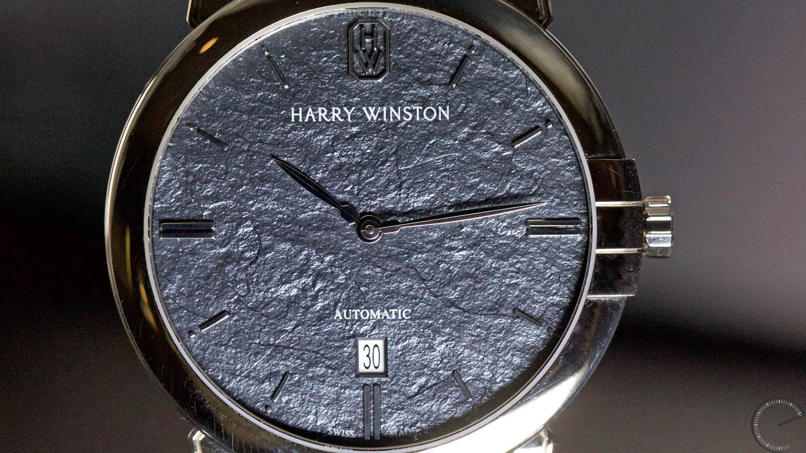 Image of Harry Winston Midnight Monochrome Automatic