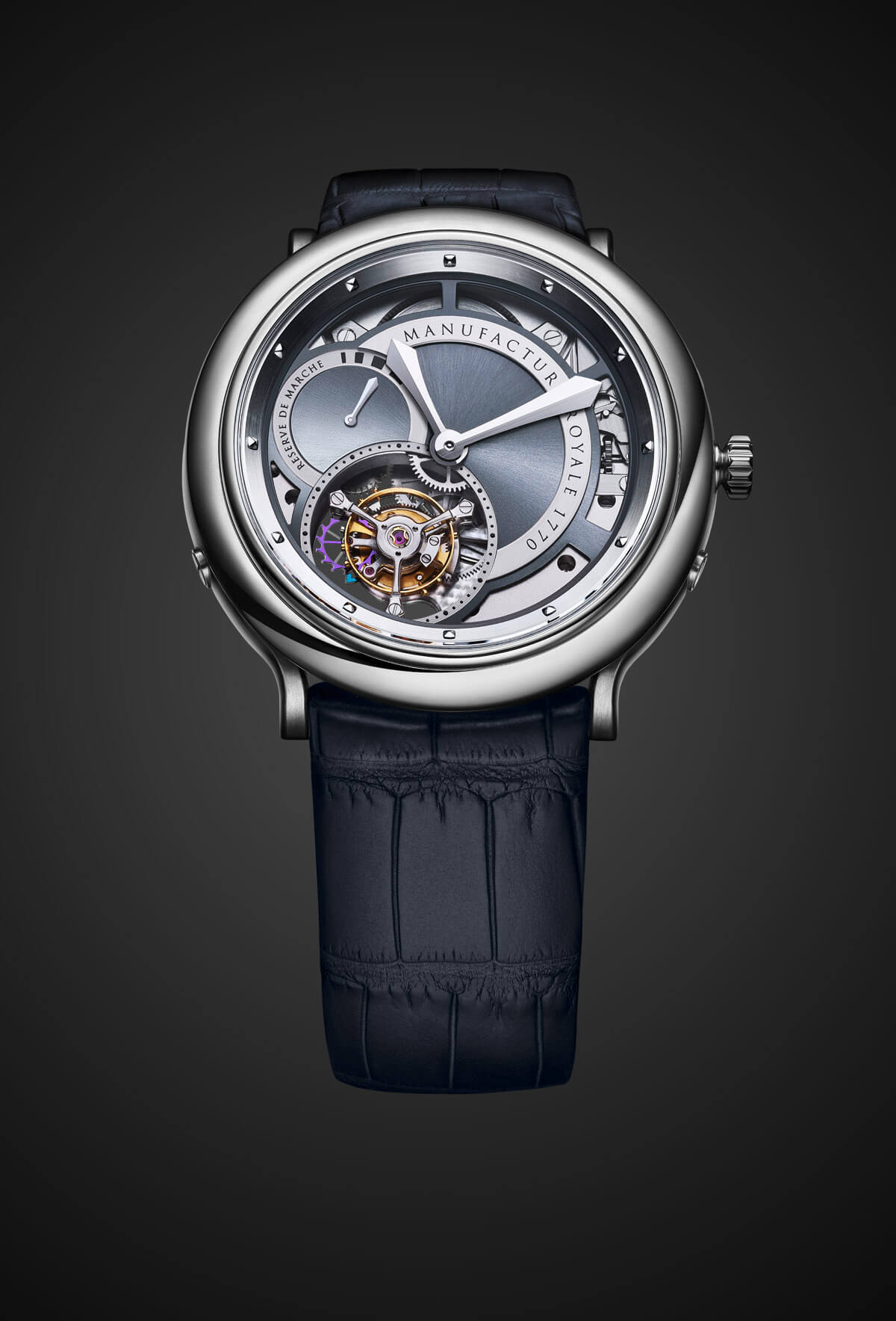Image of Manufacture Royale 1770 Flying Tourbillon