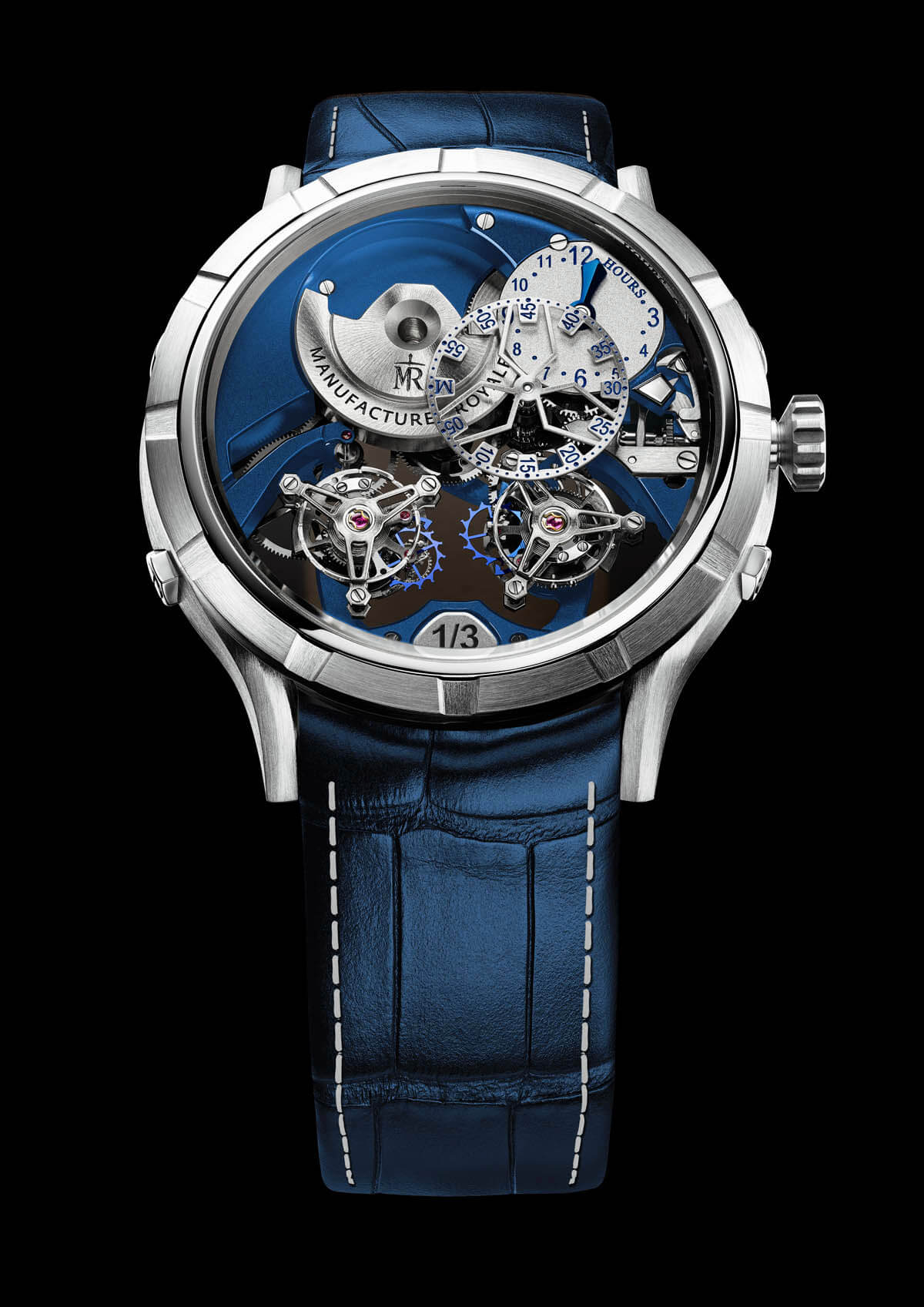 Image of Manufacture Royale 1770 Micromegas Revolution Colours