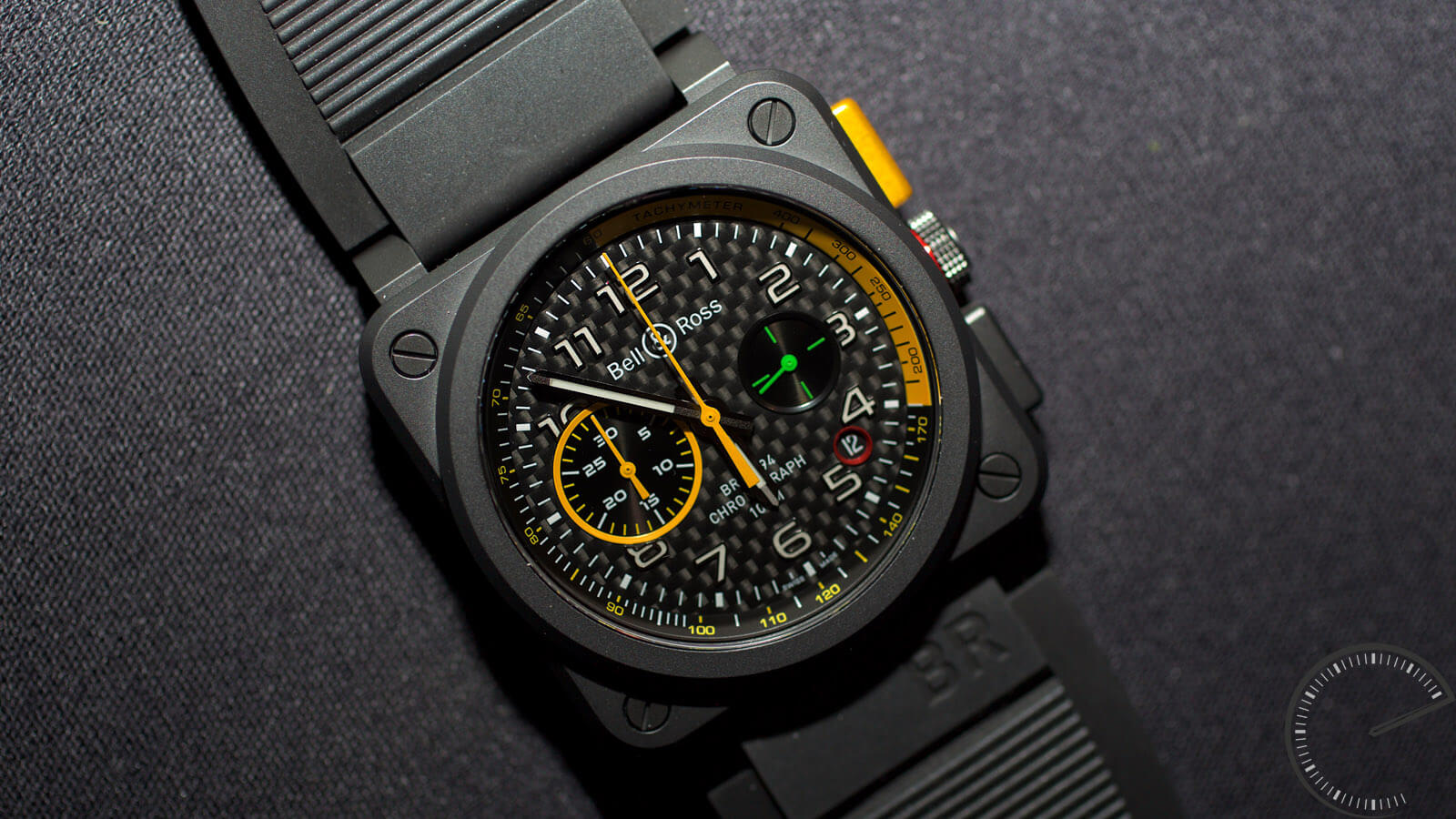 Image of Bell & Ross BR 03-94 RS17 Chronograph