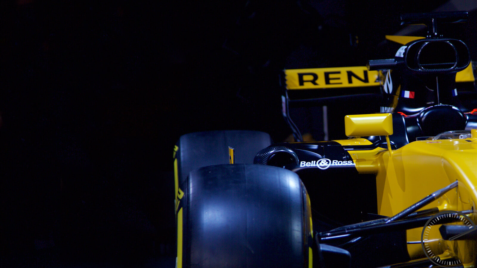 Image of Renault F1 RS17