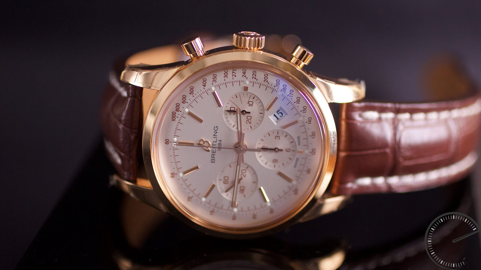 Image of Breitling Transocean Chronograph