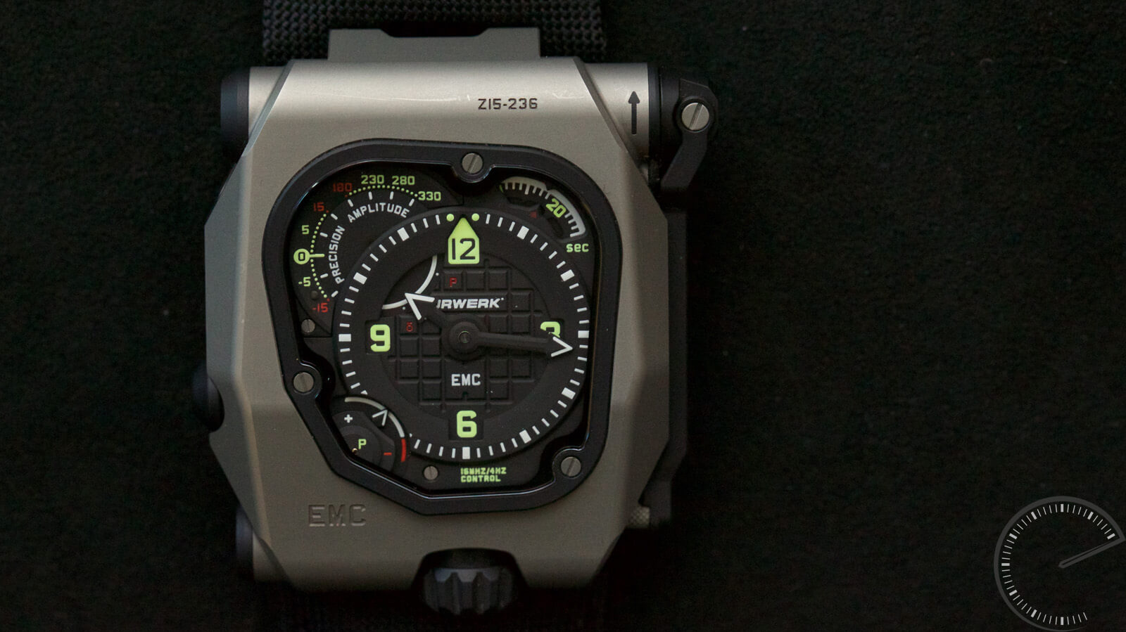 Image of Urwerk EMCTime Hunter