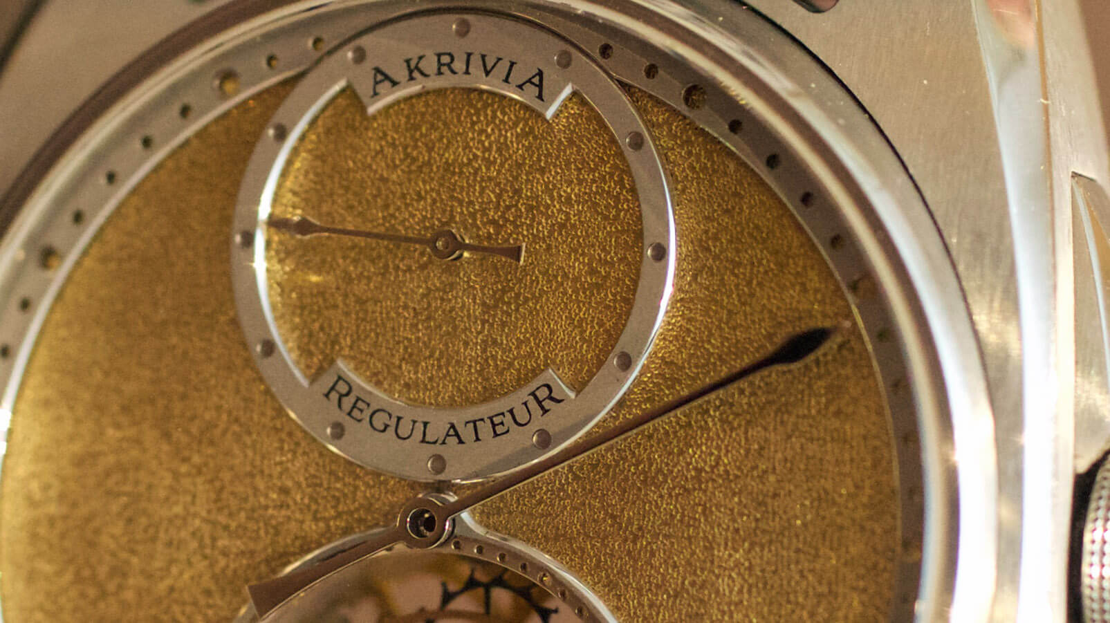 Akrivia watches, Geneva