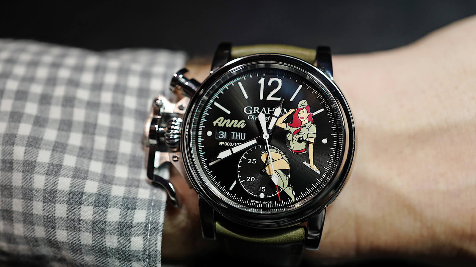 target wrist chronofighter graham watch ablogtowatch reviews watches time oversize review