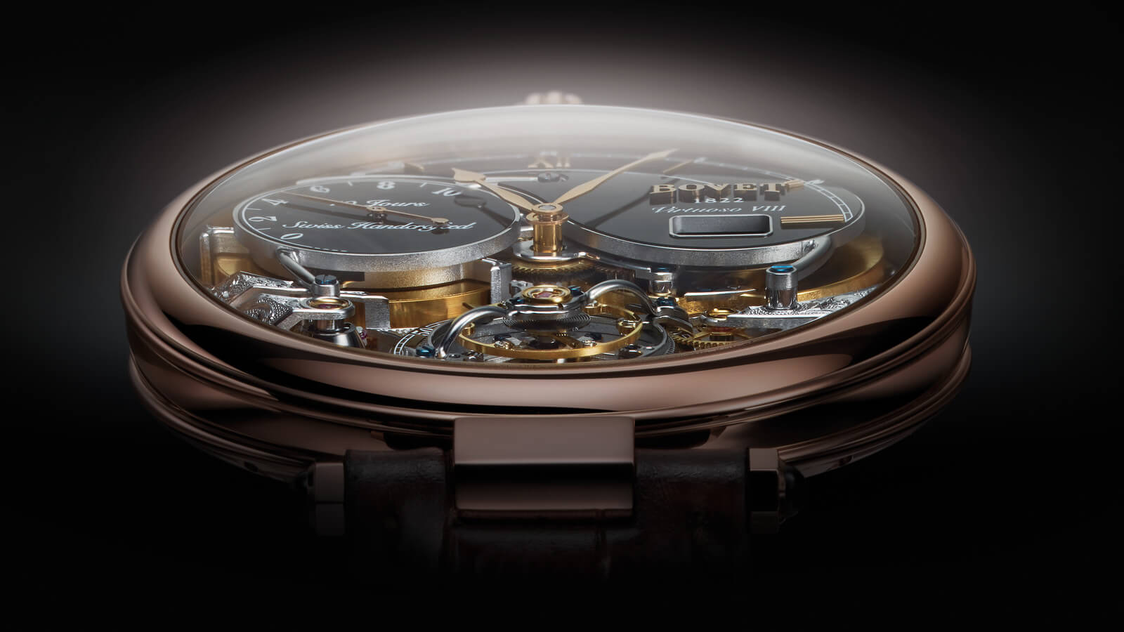 Bovet Virtuoso VIII 10-Day Flying Tourbillon Big Date