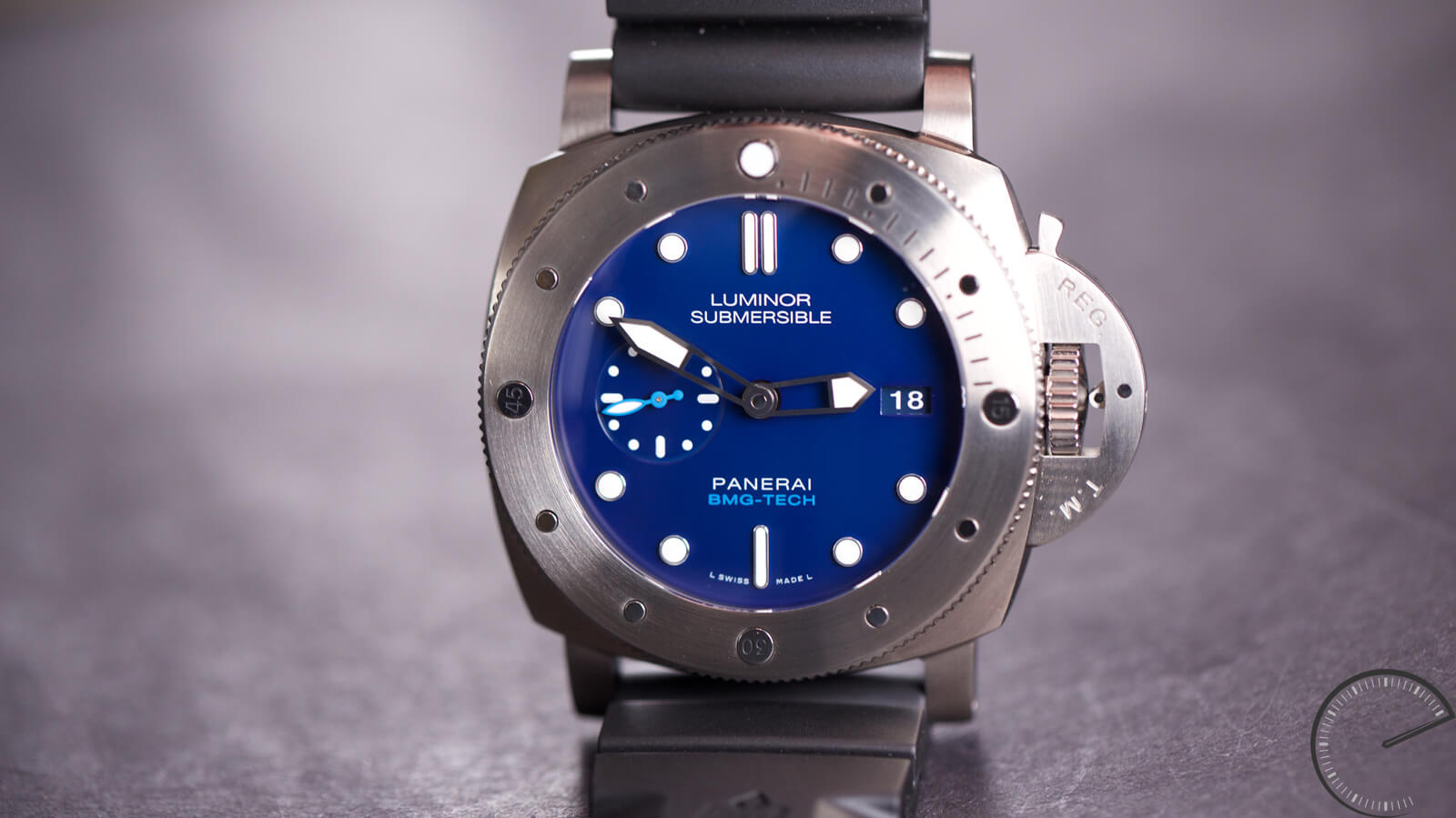 Panerai Luminor Submersible 1950 BMG-Tech 3 Days Automatic - PAM000692