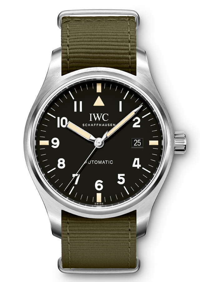 IWC Pilot's Watch Mark XVIII Edition 'Tribute to Mark XI'