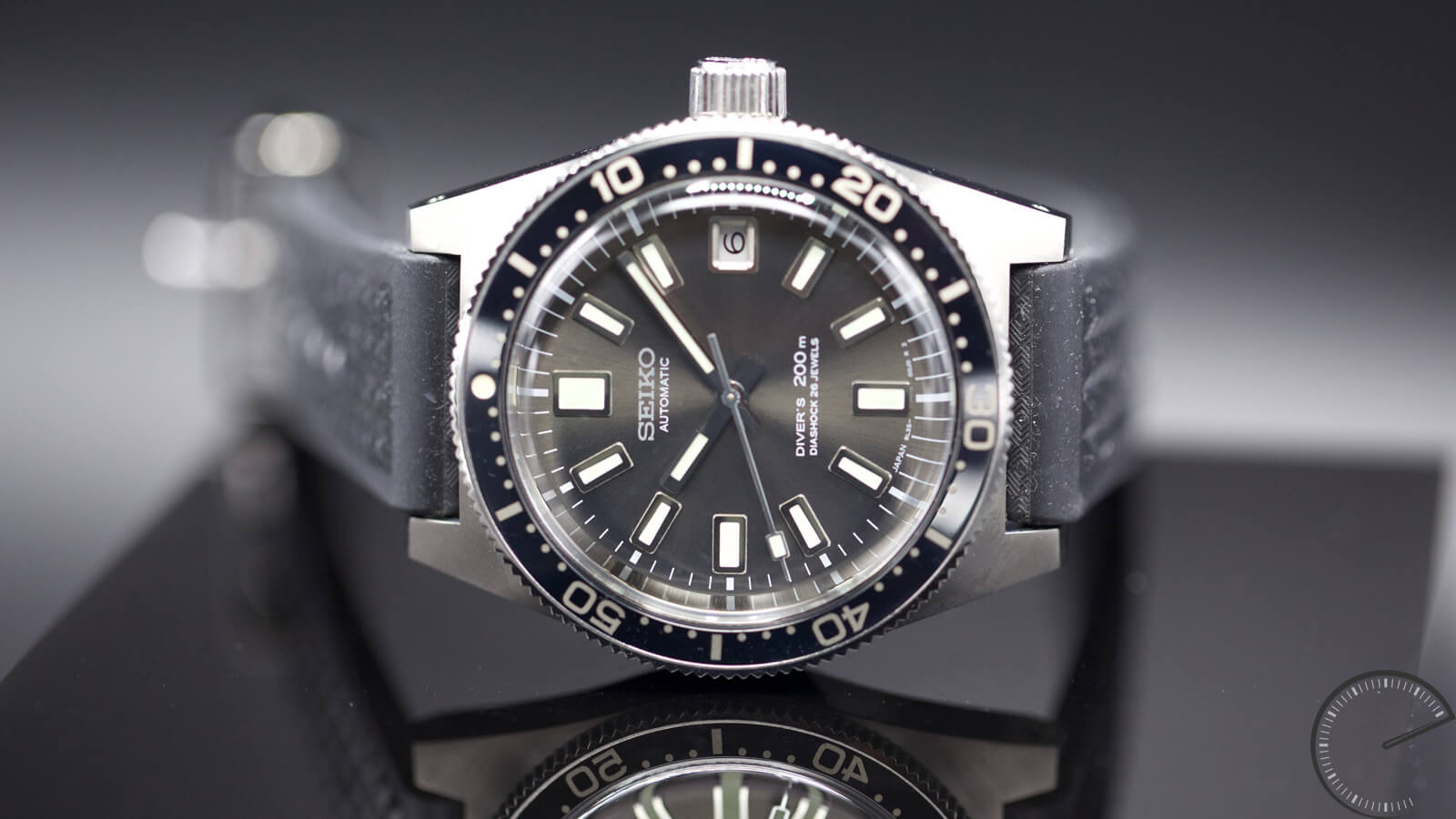 Seiko First Diver's Re-creation Limited Edition SLA017