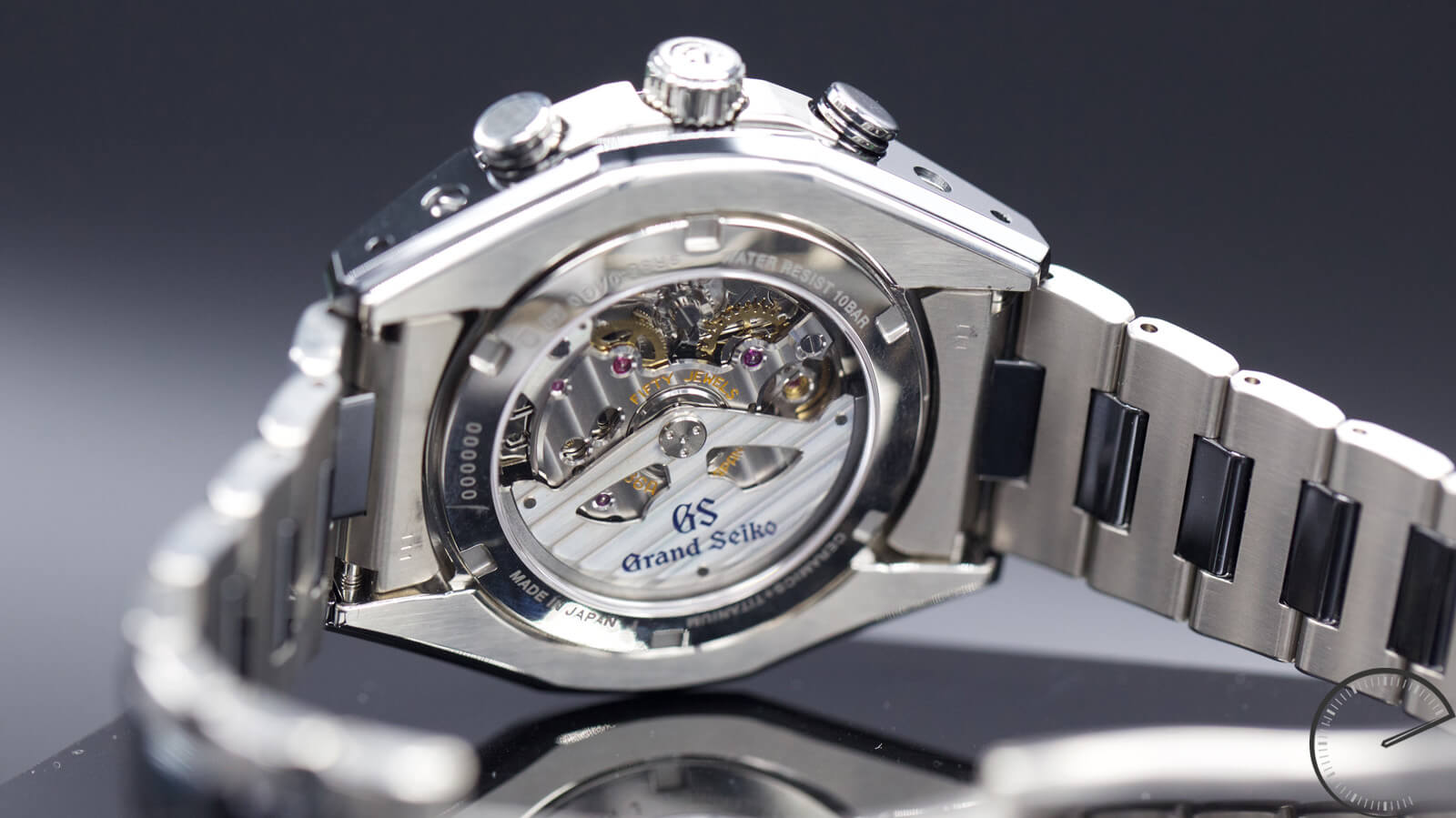 low priced da3d3 536a0 Grand Seiko Spring Drive Chronograph GMT SBGC221 | ESCAPEMENT