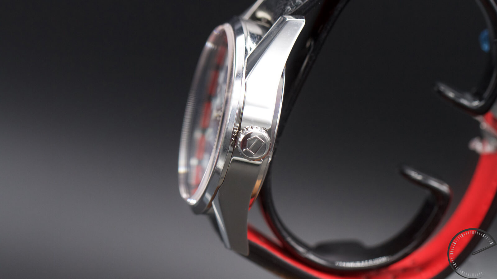 TAG Heuer Carrera Calibre Muhammad Ali Limited Edition featuring rotating inner bezel for timing boxing bouts