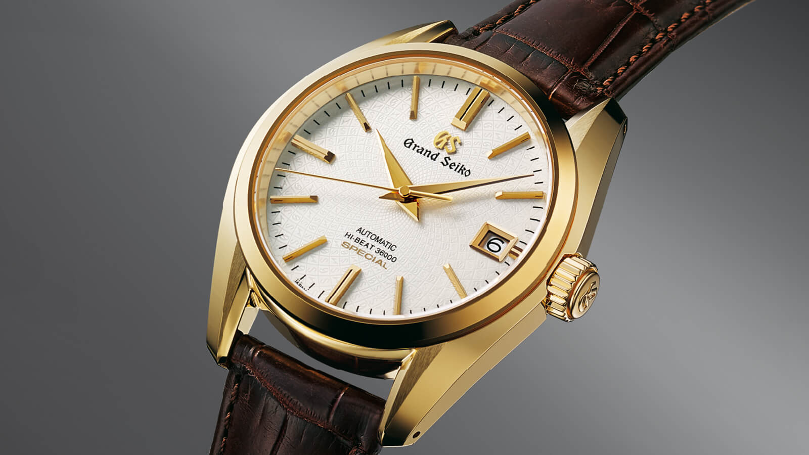 Grand Seiko Hi-Beat 36000 - limited edition watch featuring high frequency movement (5Hz) and zaratsu polishing