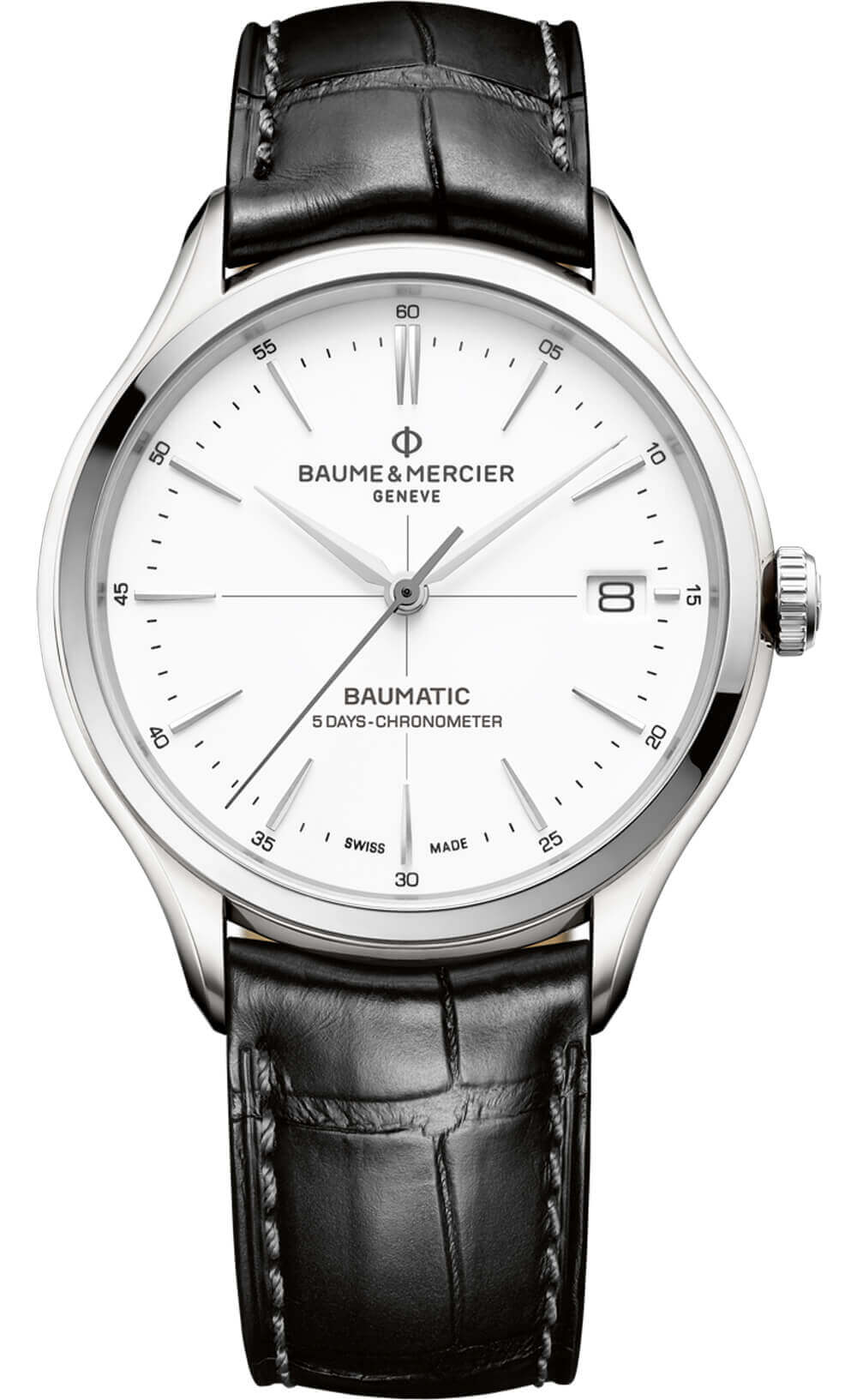 Baume & Mercier Baumatic - certified chronometer (COSC) with silicon hairspring