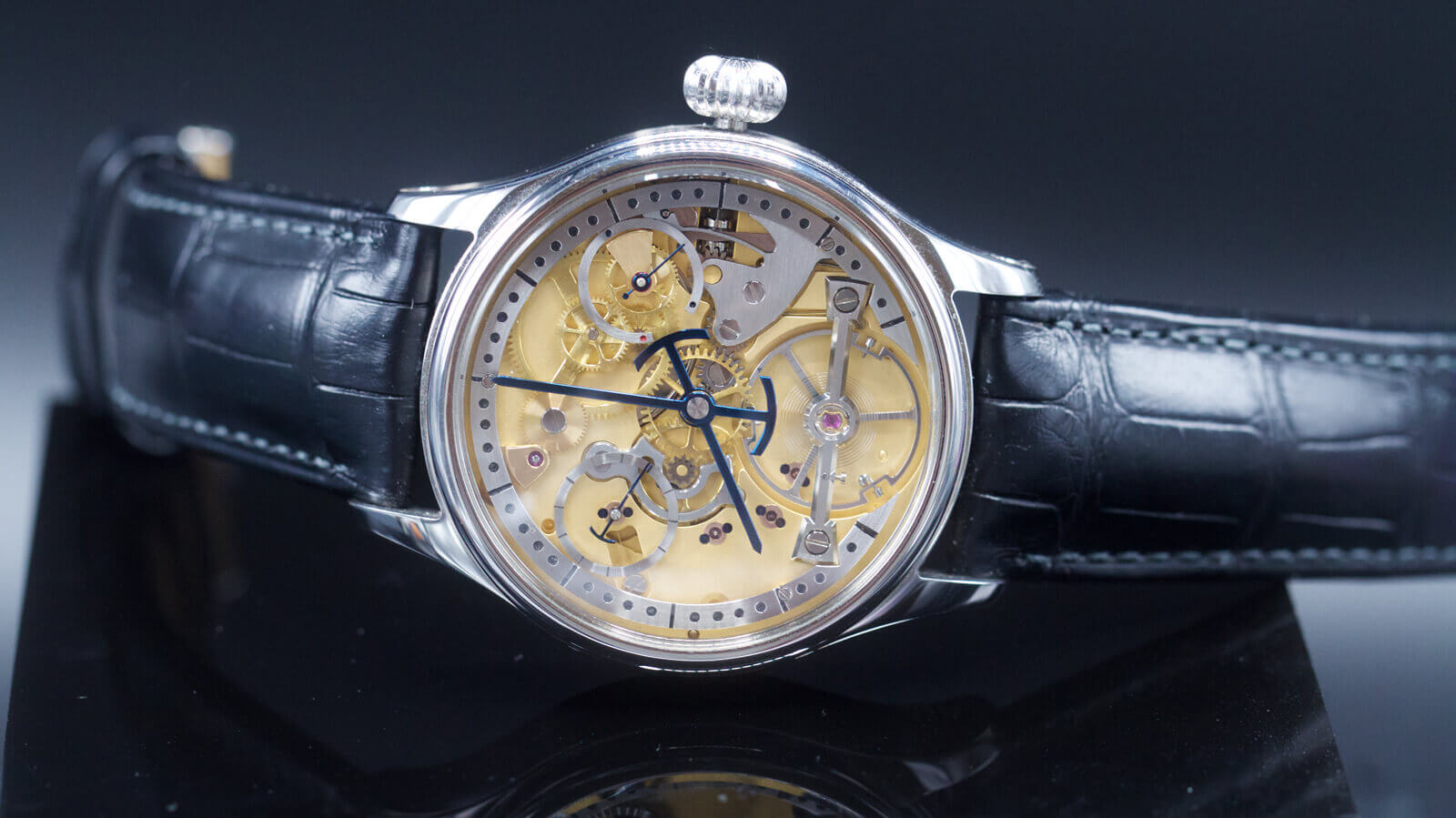 Garrick S1 - British watch made in Norfolk