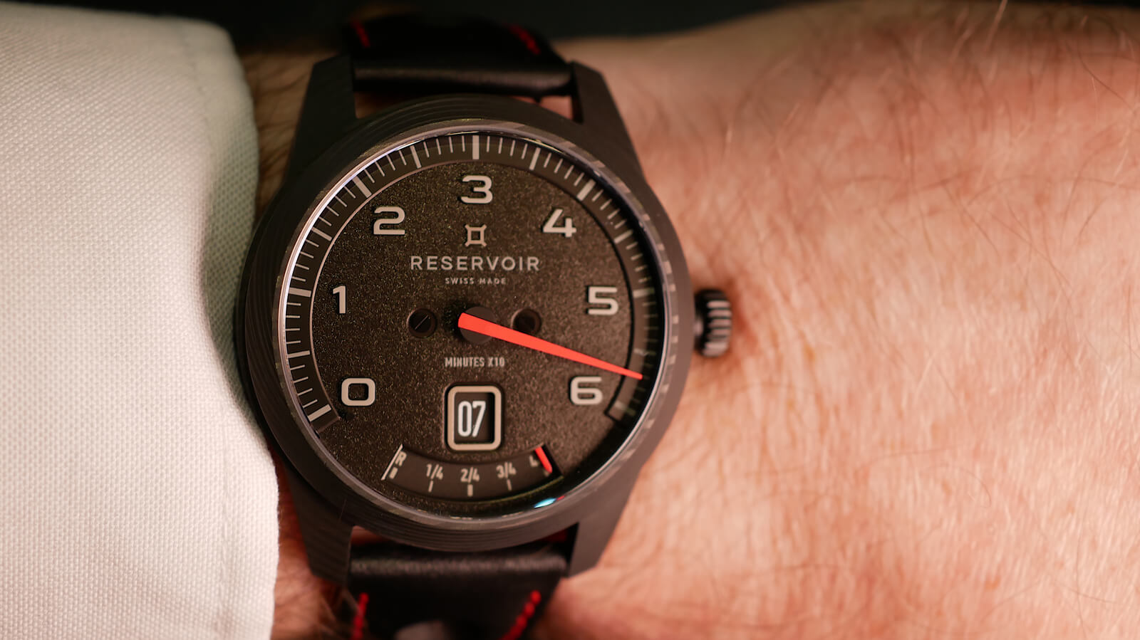 Reservoir Watches GT Tour Carbon Case