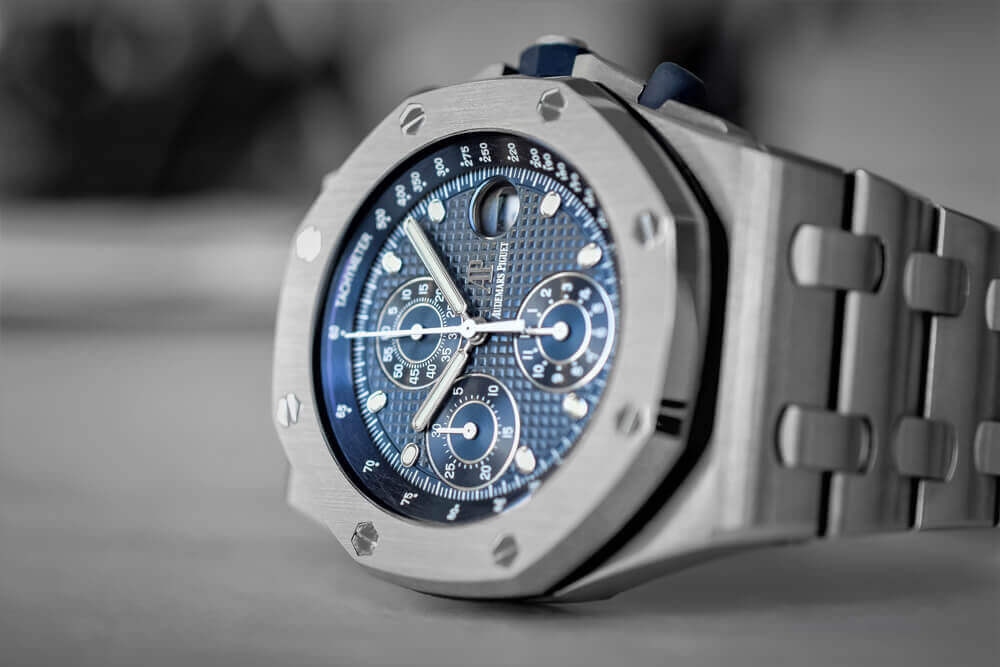 Audemars Piguet Royal Oak Offshore Selfwinding Chronograph 2018 Re-Edition reference 26237ST.OO.1000ST.01