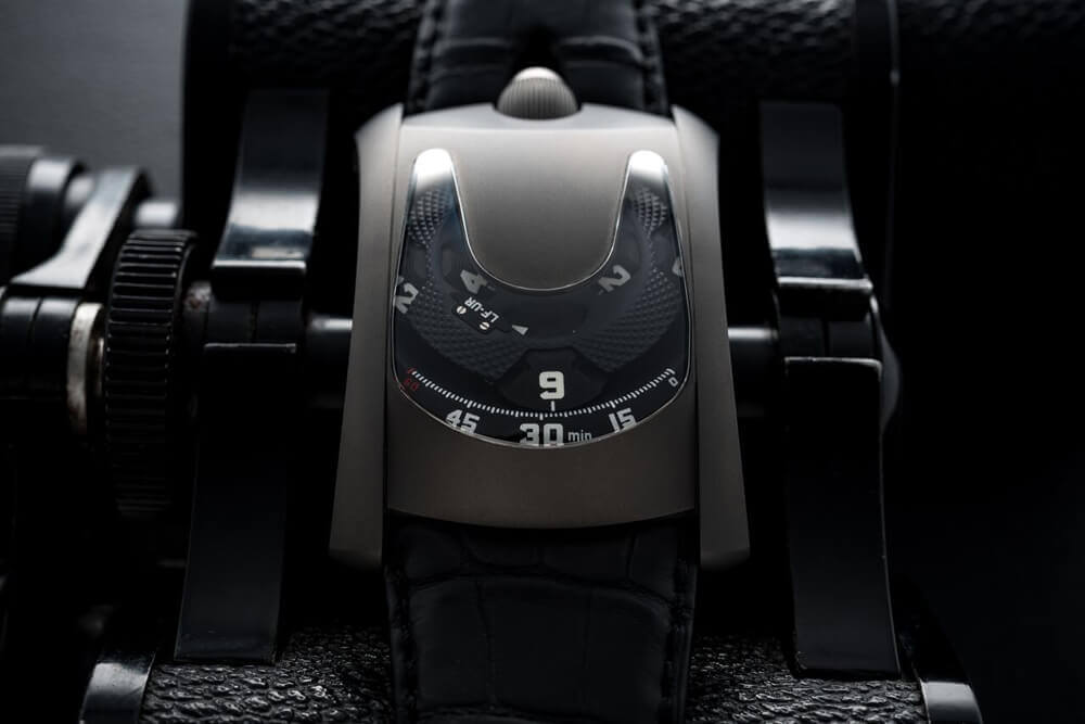 Laurent Ferrier x Urwerk