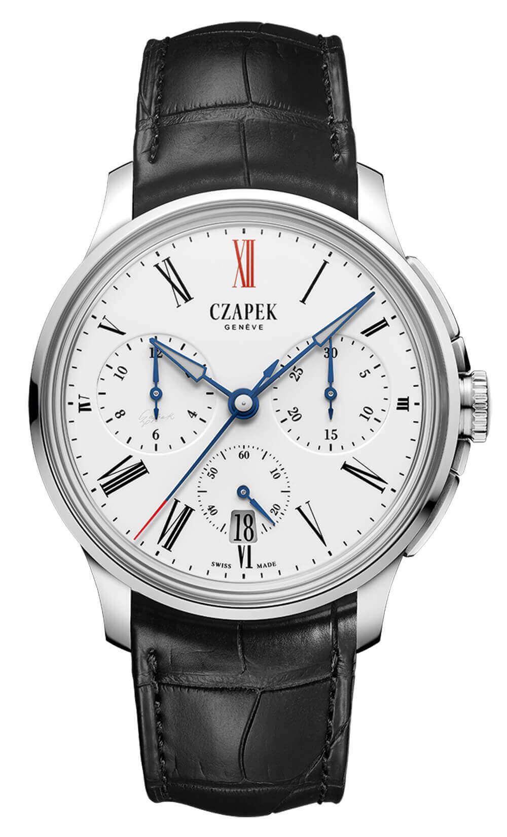 Czapek Faubourg de Cracovie Chronograph