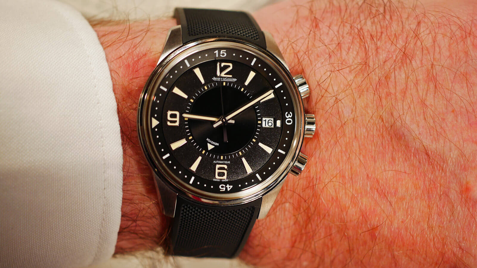 Jaeger-LeCoultre Polaris Memovox Limited Edition