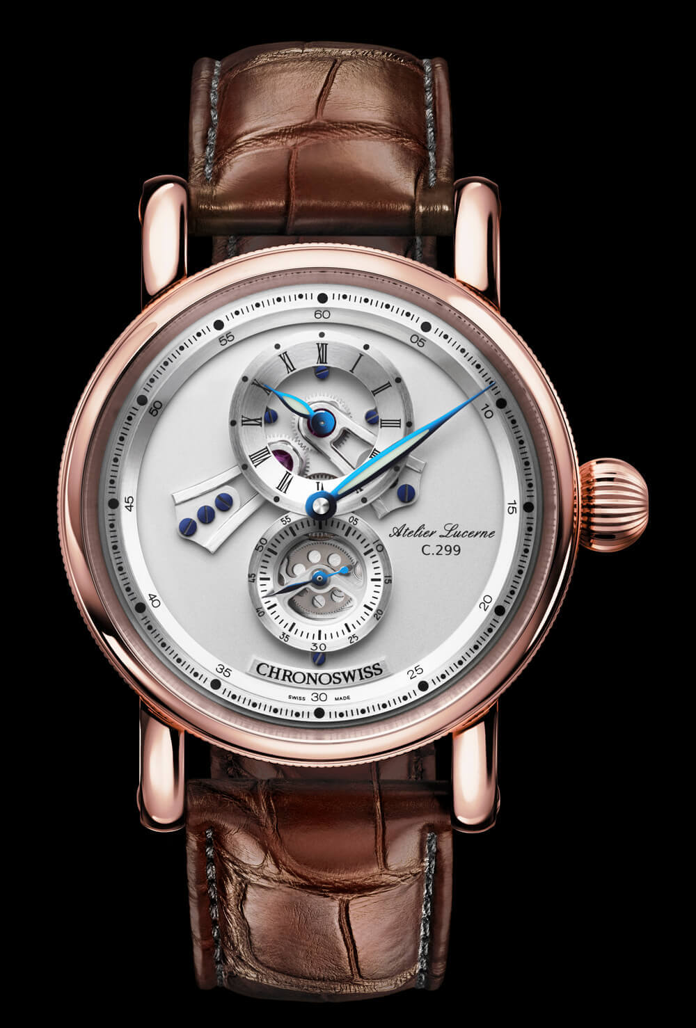 Oliver Ebstein, Chronoswiss