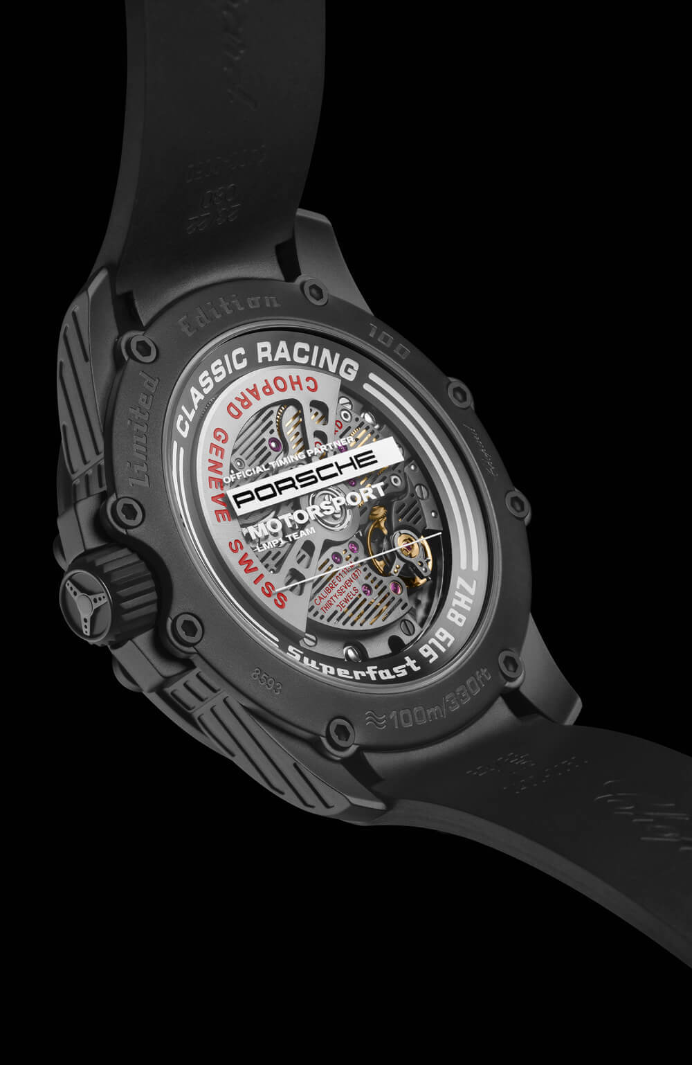 Chopard Superfast Power Control Porsche 919 HF Edition