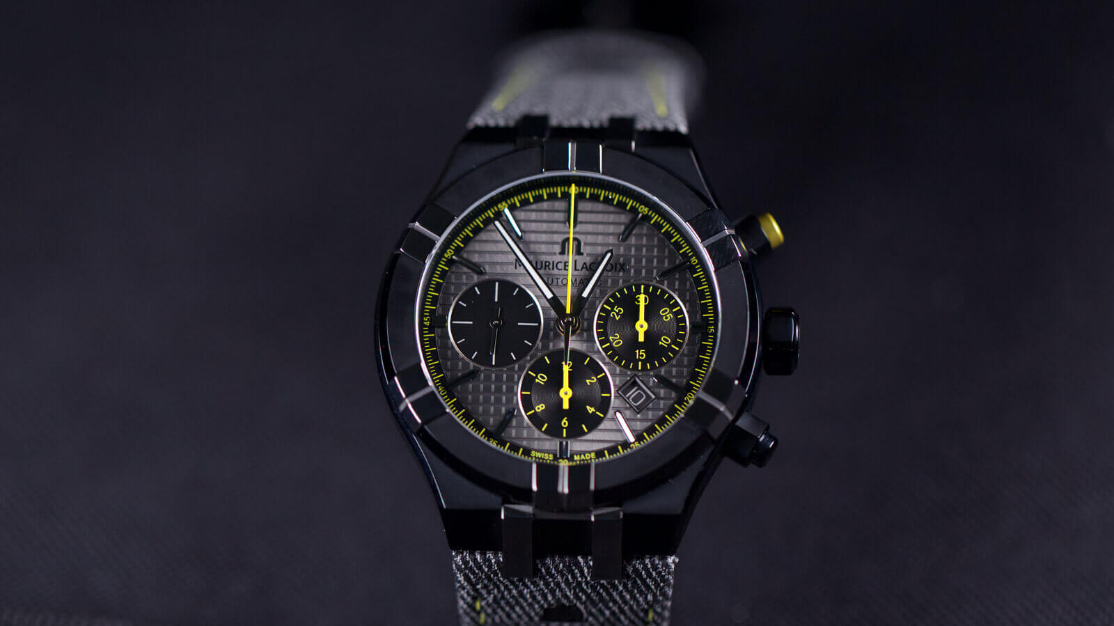 Maurice Lacroix AIKON Automatic Chronograph Limited Edition