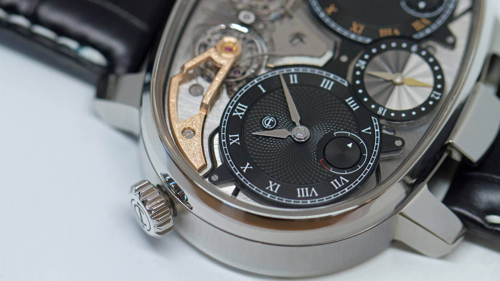 Armin Strom Masterpiece 1 Dual Time Resonance