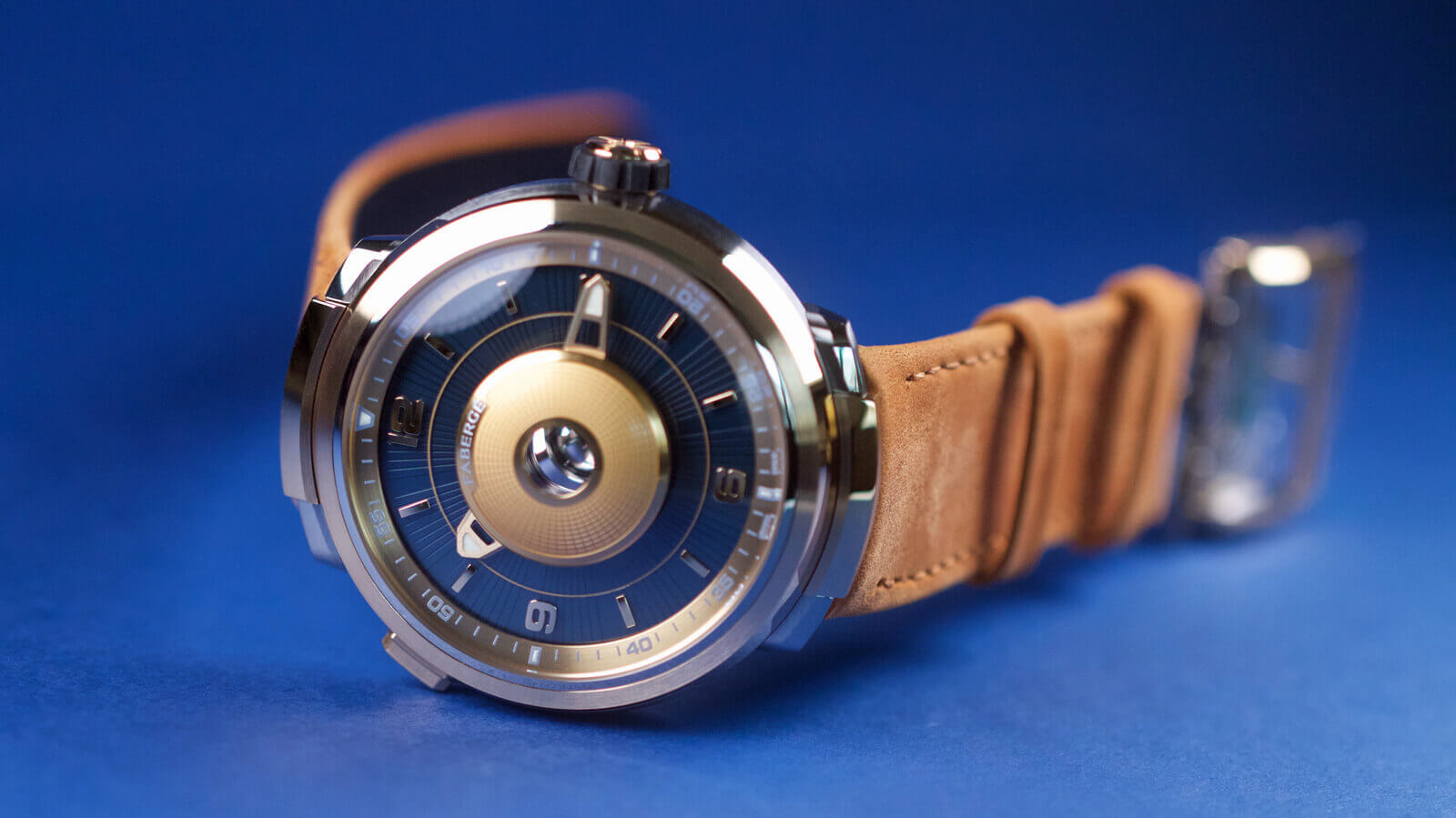 Faberge Visionnaire DTZ Yellow Gold
