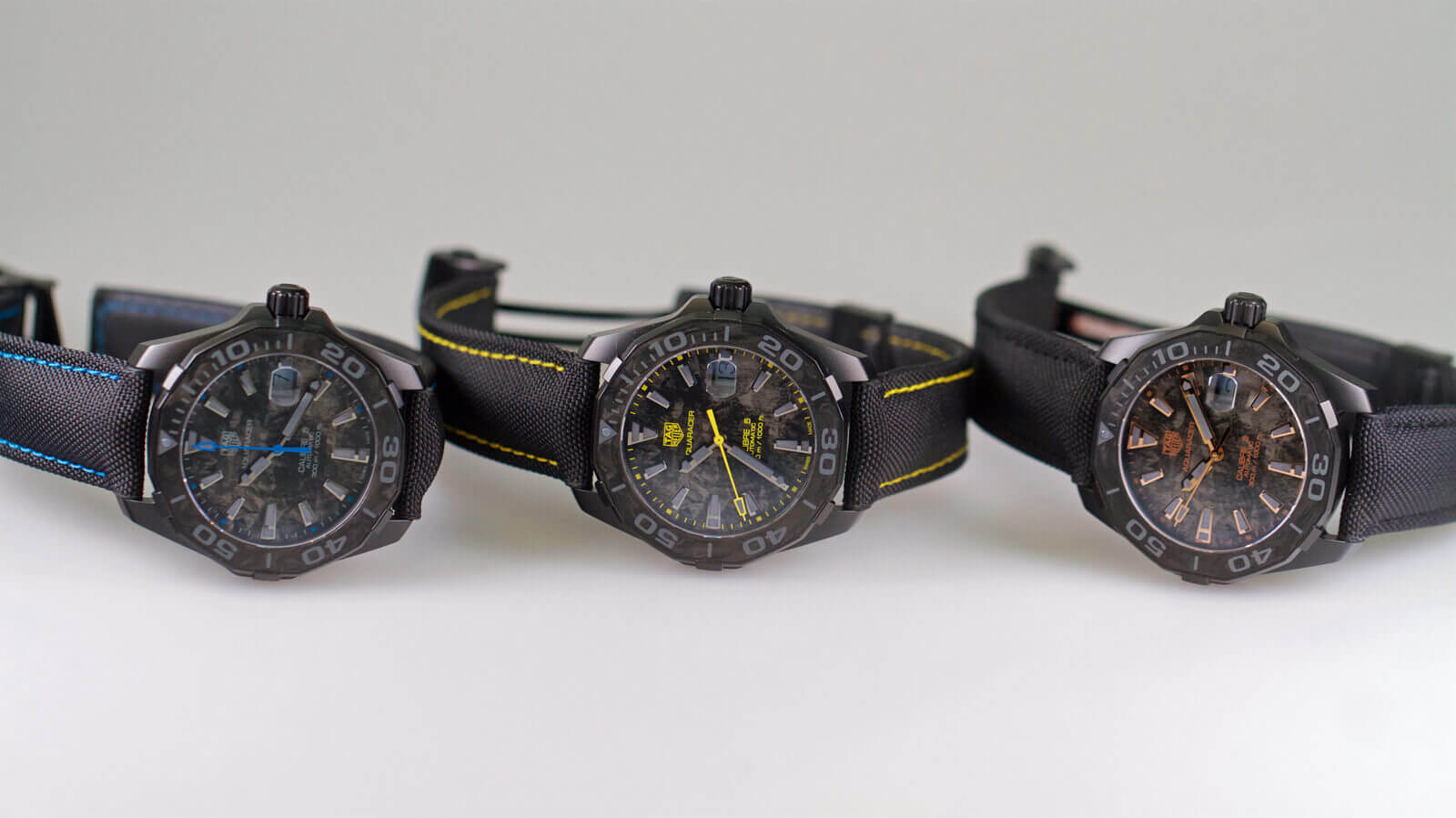 TAG Heuer Carbon Aquaracer Calibre 5