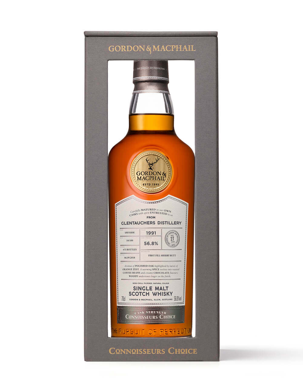 Gordon & MacPhail Connoisseurs Choice Collection November 2018