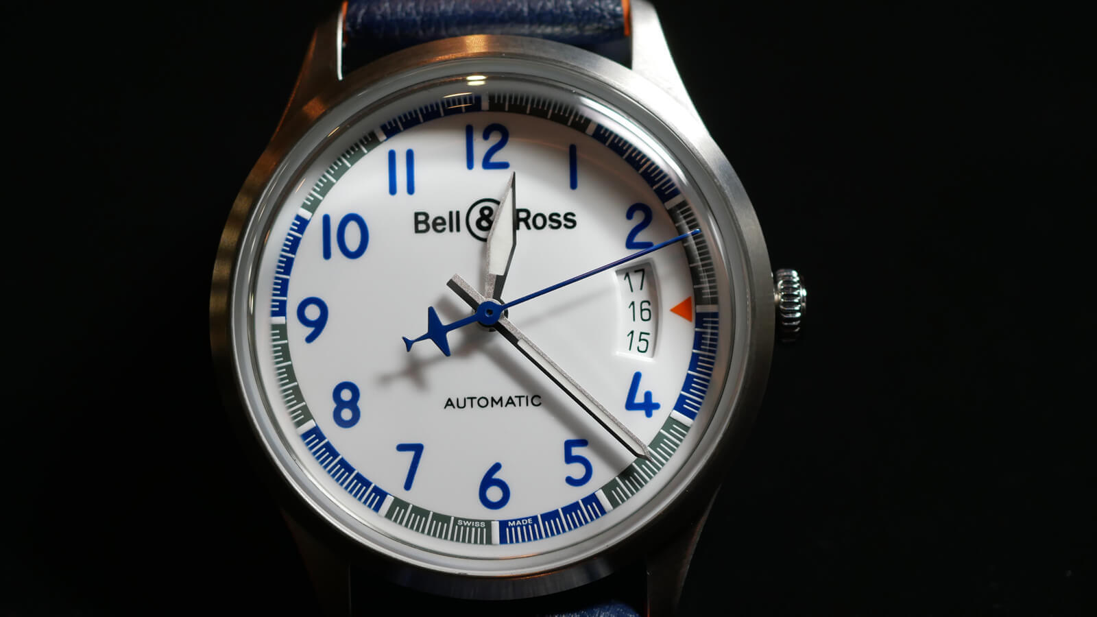 Bell & Ross BR V1-92 Racing Bird