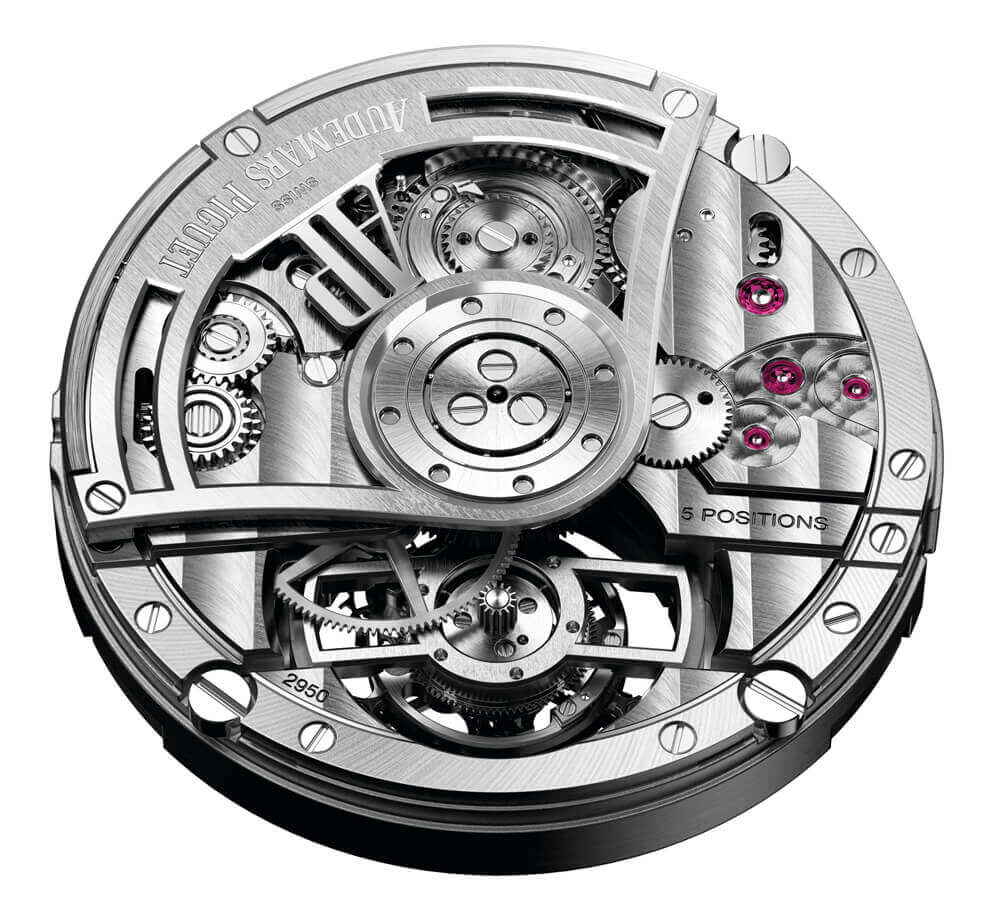 Audemars Piguet Code 11.59 Selfwinding Flying Tourbillon