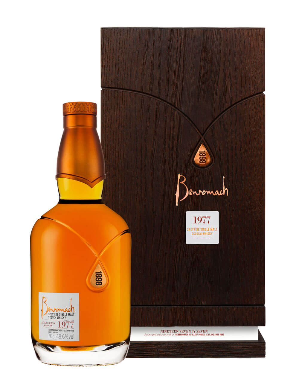 Benromach Heritage Expressions February 2019
