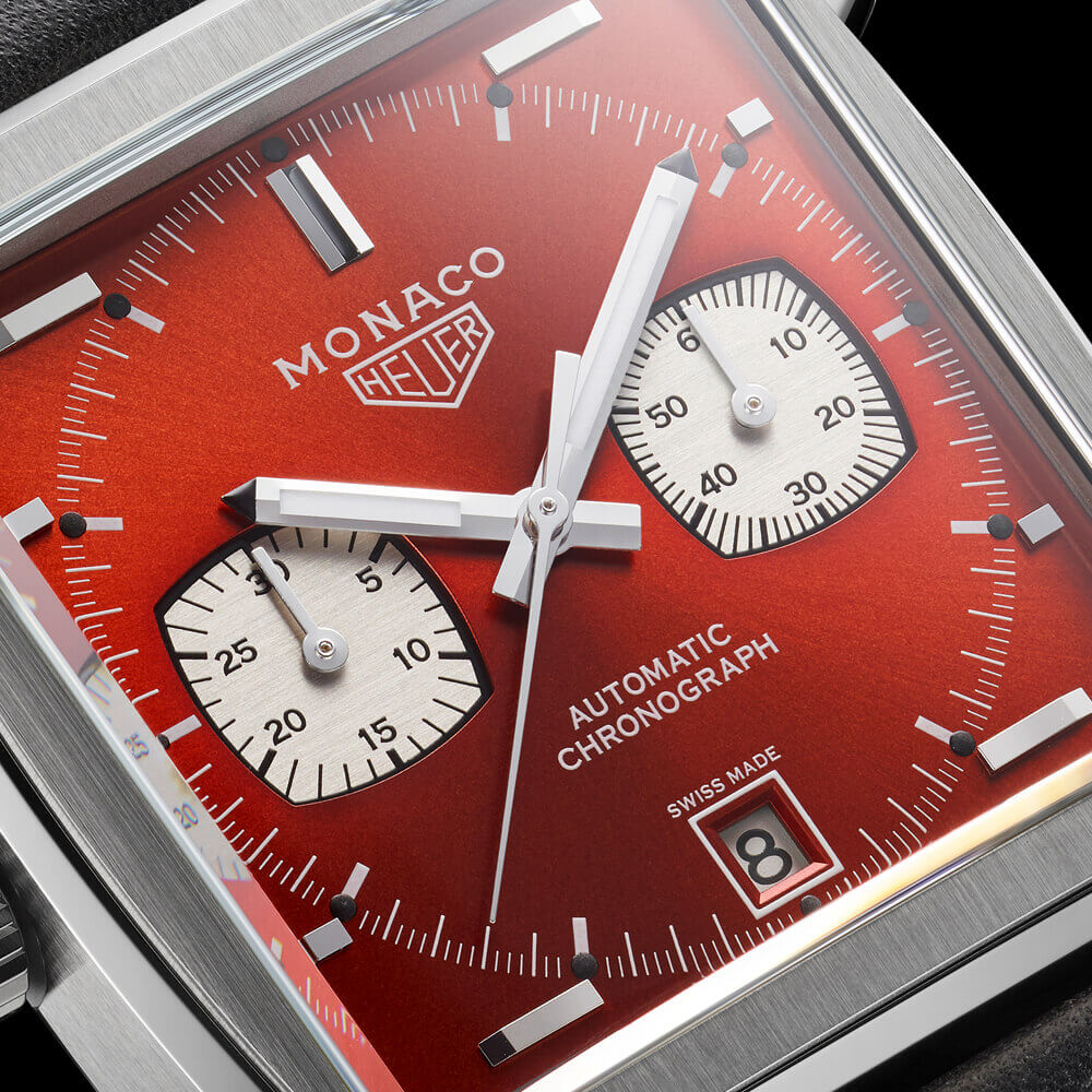 TAG Heuer Monaco 1979-1989 Limited Edition