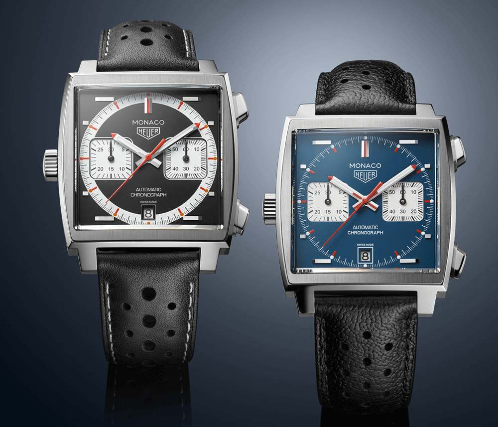 TAG Heuer Monaco 1999-2009 Limited Edition