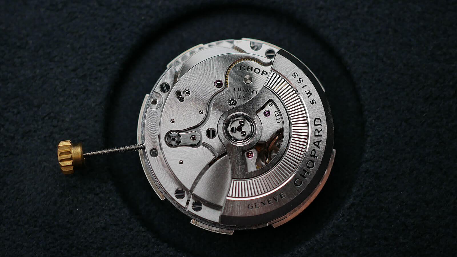 Chopard Alpine Eagle movements