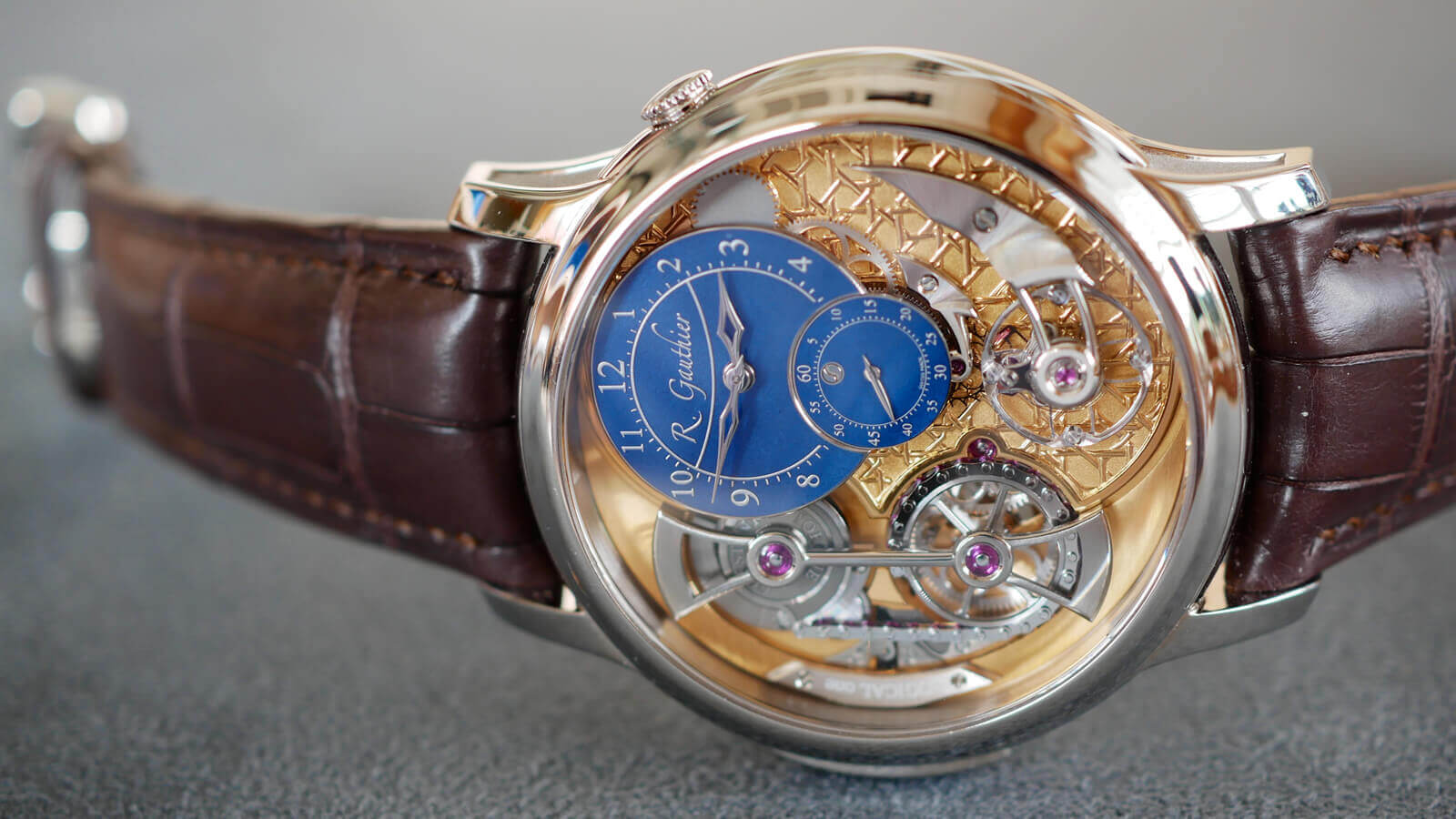 Romain Gauthier Logical One Byzantine
