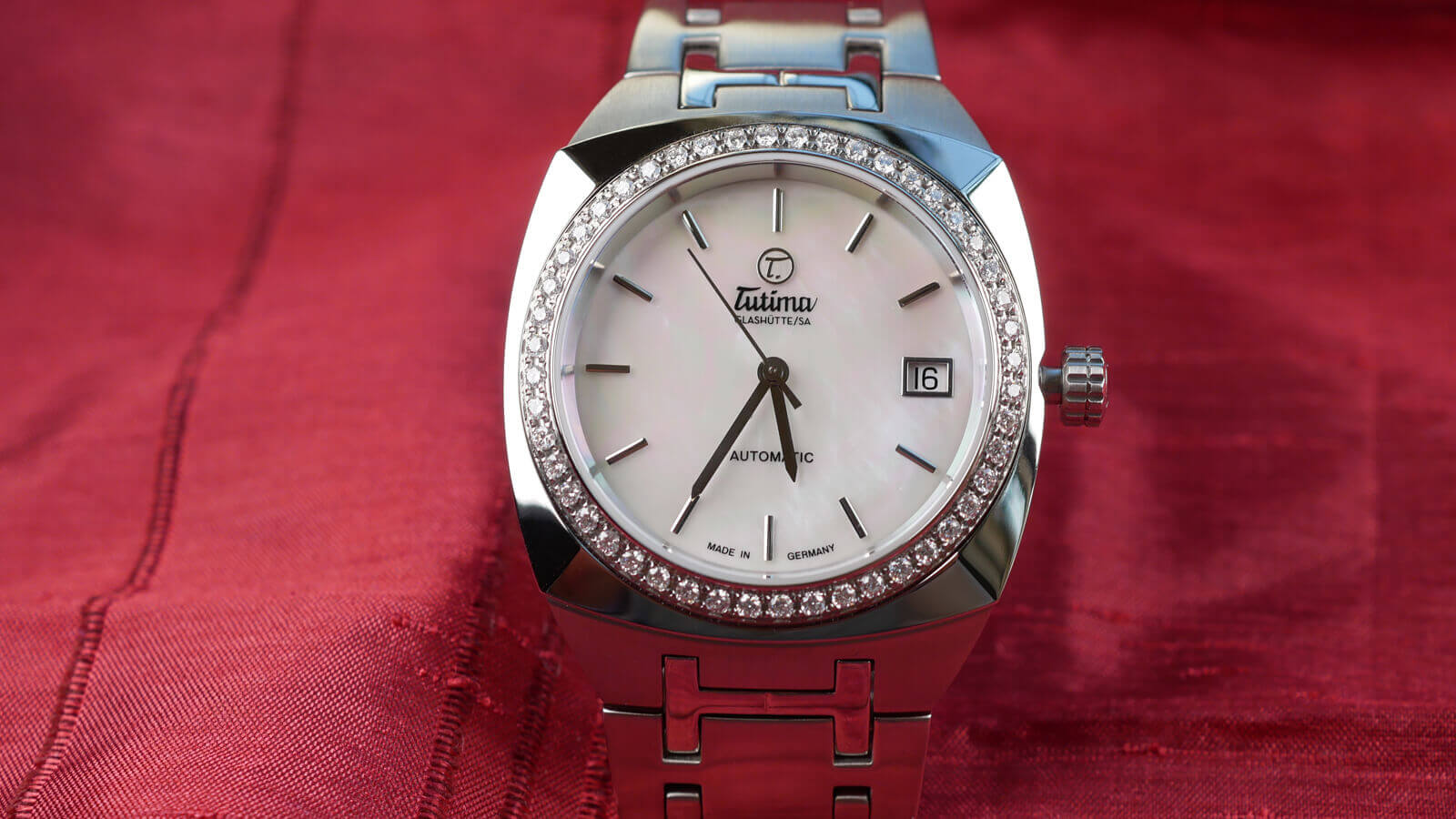 Tutima Saxon One Lady Automatic