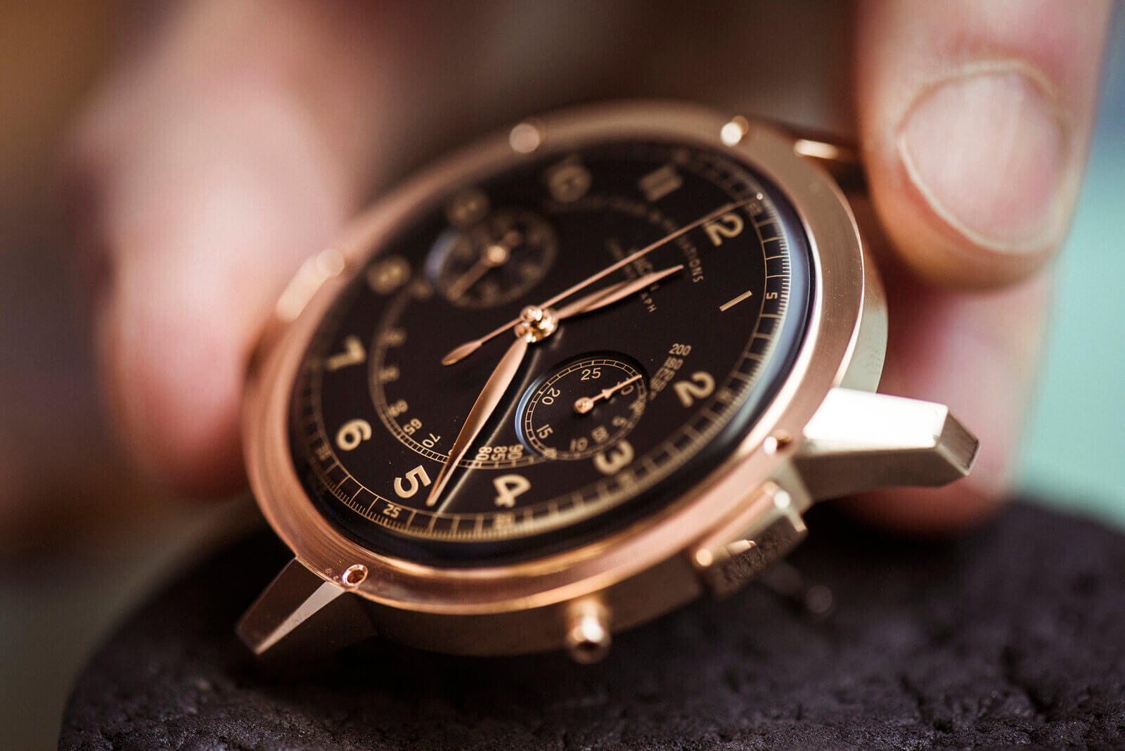 Vulcain 50s Presidents Chronograph Heritage