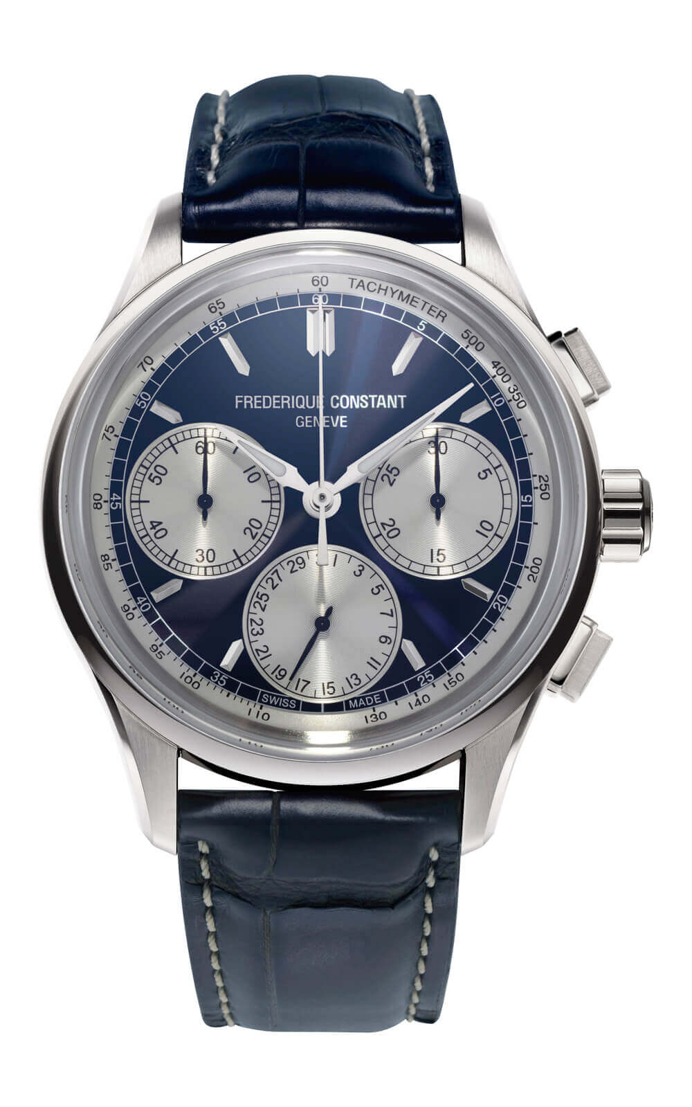 Frederique Constant Flyback Chronograph Manufacture 2020