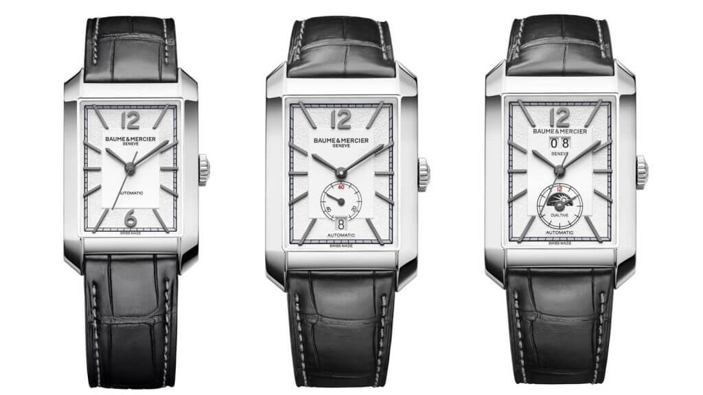 Baume & Mercier Hampton collection 2020