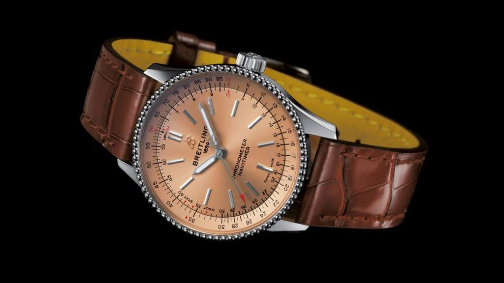 Breitling Navitimer Automatic 35