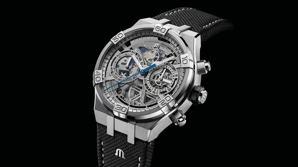 Maurice Lacroix AIKON Chronograph Skeleton 44mm