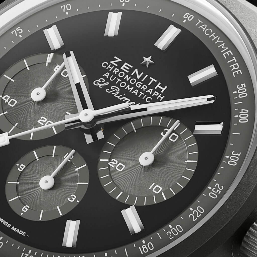 Zenith Chronomaster Revival 'Shadow'