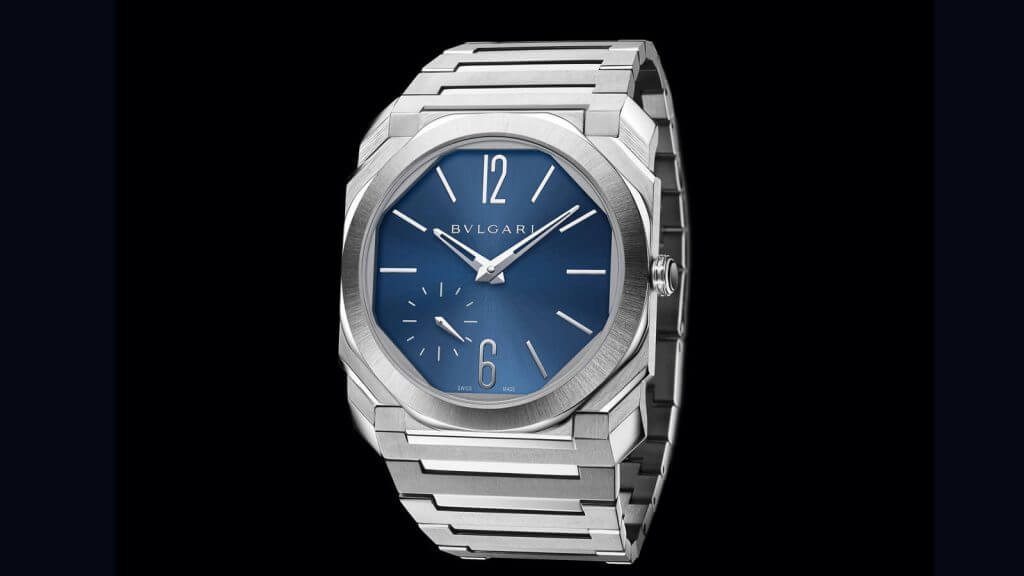 Bulgari Octo Finissimo Automatic Satin-Polished Steel 100m